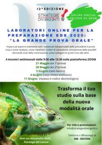 corso-locandina-laboratorio-online-prova-orale-zoom-eds-esame-di-stato-psicologia-maggio-giugno-luglio-2020-cagliari-supporto-alessandra-melis